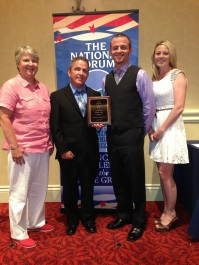Bookcliff honored for their second national redesignation